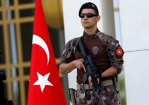 turkey turkish officer