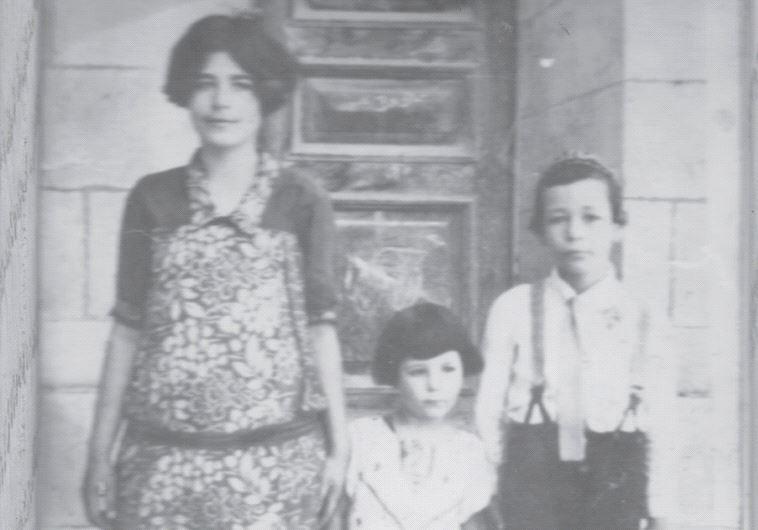 Sarah Tzipporah Segal (left) (Ben Bresky)