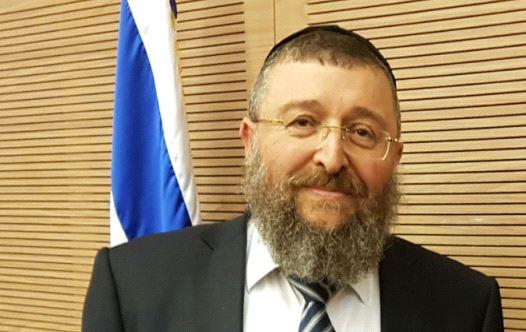 MK Yoav Ben-Tzur (Shas).